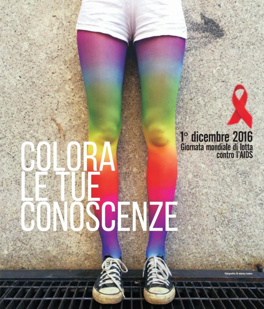 Giornata mondiale di lotta contro l'AIDS a Pinerolo